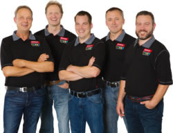 Teamaufnahme Heinrich Braun GmbH & Co.