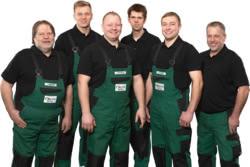 Teamaufnahme TecVis GmbH