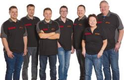 Teamaufnahme Limberg GbR Landtechnik und Schlosserei