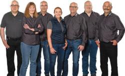Teamaufnahme KoGaTec GmbH & Co. KG