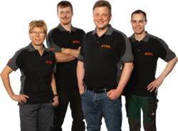 Teamaufnahme Thomas Roßmann Land- und Gartentechnik