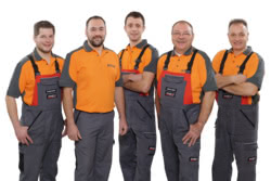 Teamaufnahme Schlotter GmbH & Co.KG