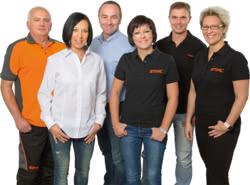 Teamaufnahme RÜDE Bau- und Industriebedarf GmbH