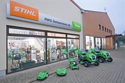 Außendienst RWG Osthannover eG Land- und Gartentechnik