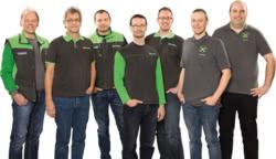Teamaufnahme Raiffeisen Weser-Elbe eG