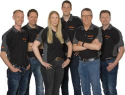 Teamaufnahme A-Z Fachmarkt GmbH