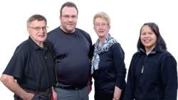 Teamaufnahme Karl Wetzel GmbH