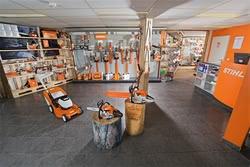 Innenansicht Heinz Sanders & Josef Wester GmbH
