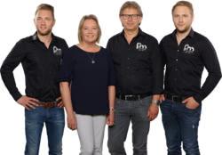 Teamaufnahme Franz Müller GmbH