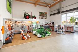 Innenansicht Willi Becker Landmaschinen GmbH & Co. KG