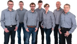 Teamaufnahme Werner Julmi GmbH