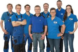 Teamaufnahme Landmaschinen und Gartengeräte Oppl