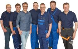Teamaufnahme Hagedorn Vertriebs- und Dienstleistungs-Gmbh & Co.KG