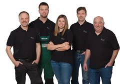 Teamaufnahme AGRAVIS Technik BvL GmbH